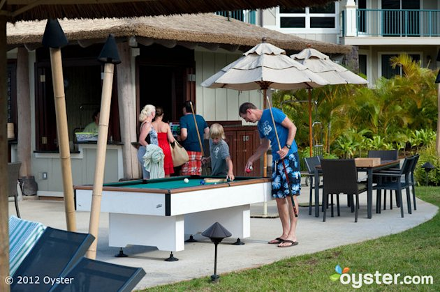 PoolTable_WestinPrincevilleOceanVillas
