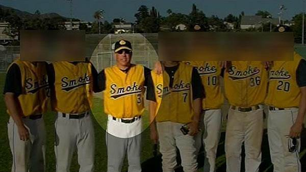 Police look for baseball coach wanted for child molestation