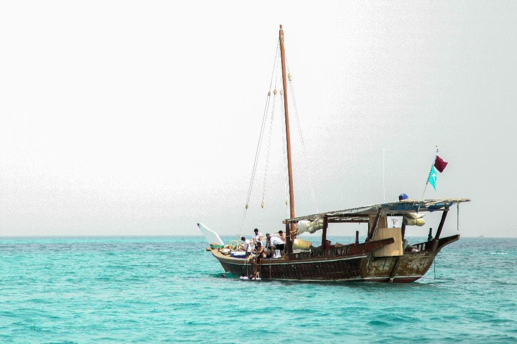 Qatar's pearl divers seek tradition and riches