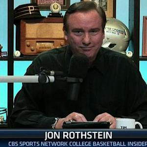 Jon Rothstein on beginning of college basketball season