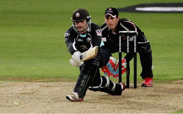 Surrey v Somerset - Clydesdale Bank Pro40