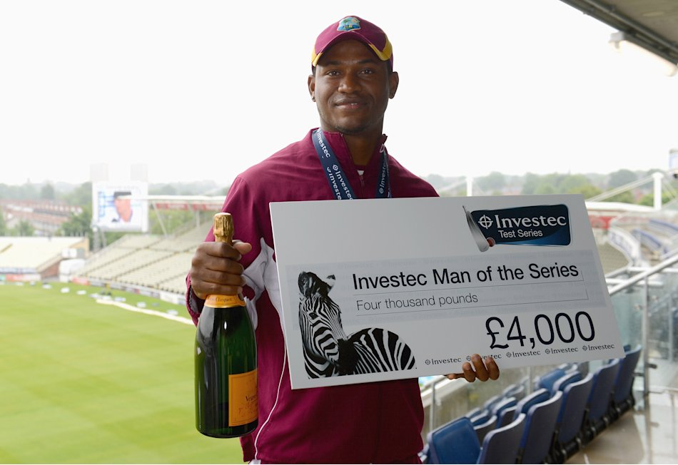 England v West Indies: 3rd Investec Test - Day Five