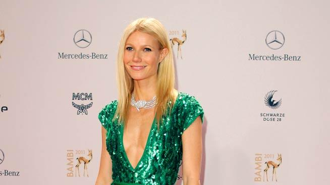 Gwyneth Paltrow Bambi Awards