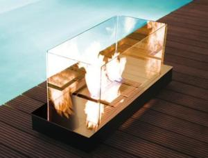 6 Futuristic Fireplaces to Keep You Warm This Winter