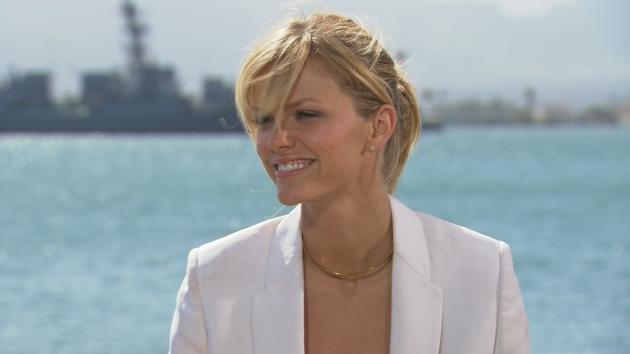 Brooklyn Decker Toughens Up On 'Battleship' -- Access Hollywood