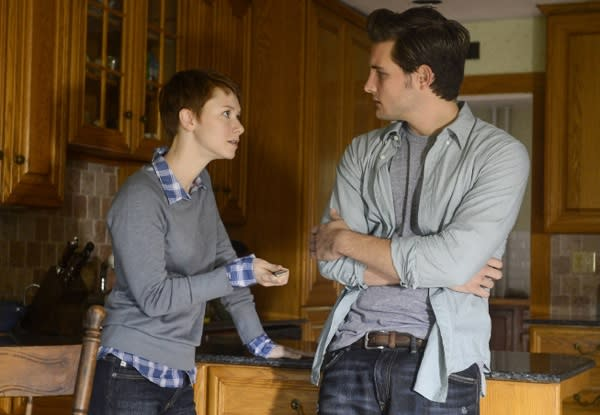 Exclusive Video: Watch The Following's Jacob and Emma Have a Painfully Awkward Reunion
