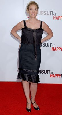 Virginia Madsen at the Los Angeles premiere of Columbia Pictures' The Pursuit of Happyness