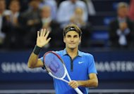 Roger Federer at the Shanghai Masters tournament on October 10. Players Council president Federer on Sunday cautiously welcomed the move to boost prize money, but said he was not sure it was significant enough to quell player unrest over the long-running row