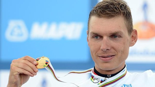 2012 Valkenburg Tony Martin