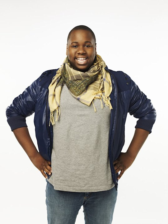 Alex Newell competes in &quot;The Glee Project .&quot; 