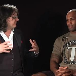 Fight Night London: Jimi Manuwa Pre-Fight Interview
