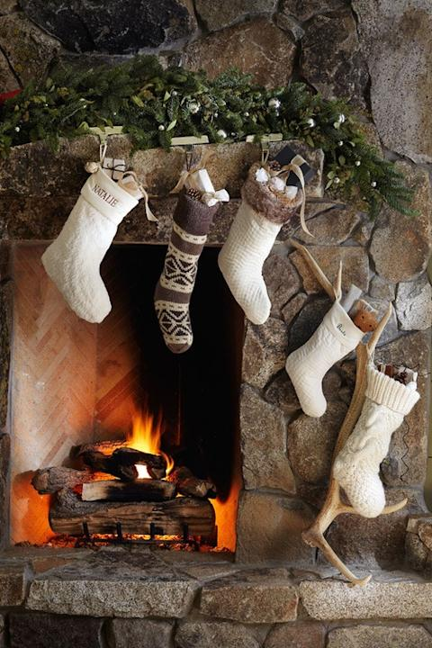 Cascading Stockings