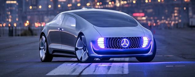 Popular This Week: The Mercedes self-driving car