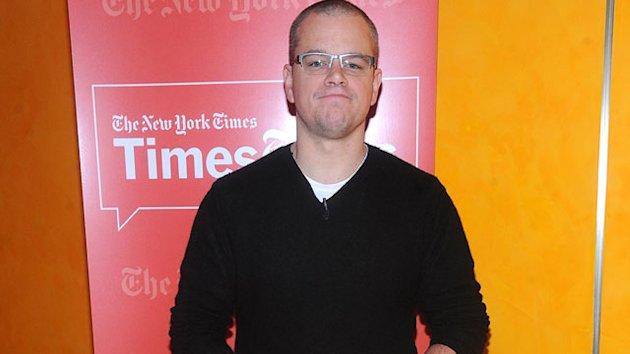 Matt Damon Kicks Up Controversy in 'Promised Land'