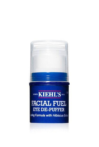 KIEHL'S FACIAL FUEL EYE DE-PUFFER, $20