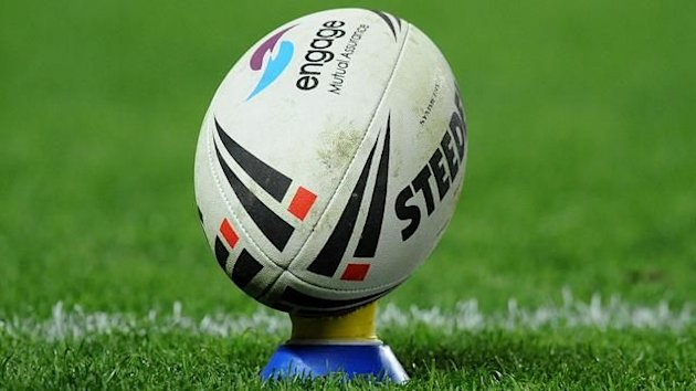 Rugby league ball generic