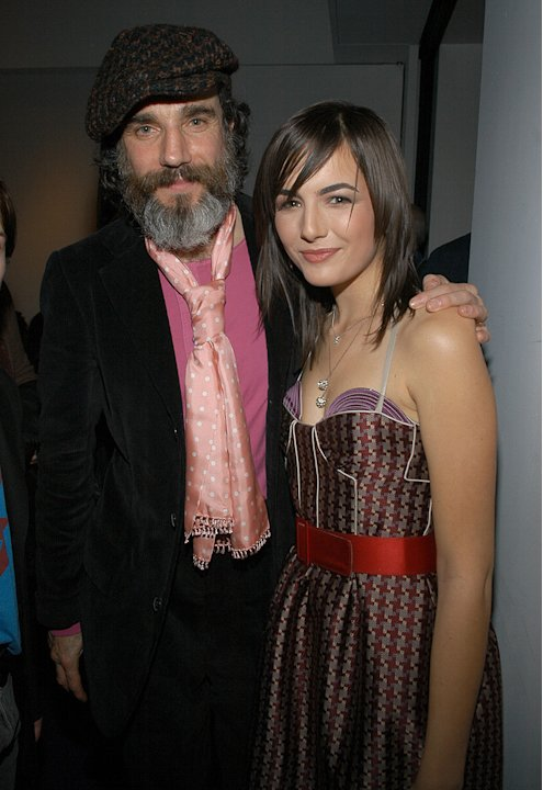 Daniel Day Lewis 2005 Camilla Belle