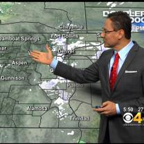 Saturday Evening Forecast: A Small Saturday Night Snow Storm