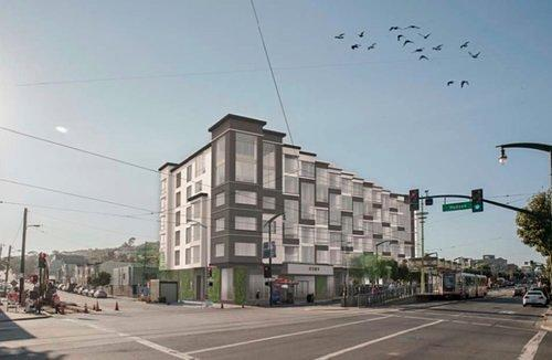 New 46-Unit Development May be Headed to Bayview's Third St.