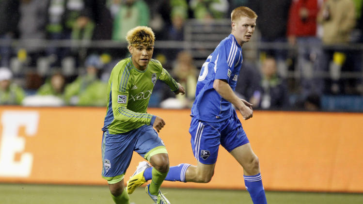 MLS: Montreal Impact at Seattle Sounders