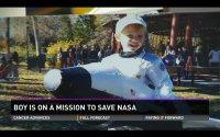 Adorable 6-Year-Old Is Here To Save NASA (VIDEO)