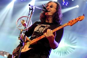 Geddy Lee of Rush