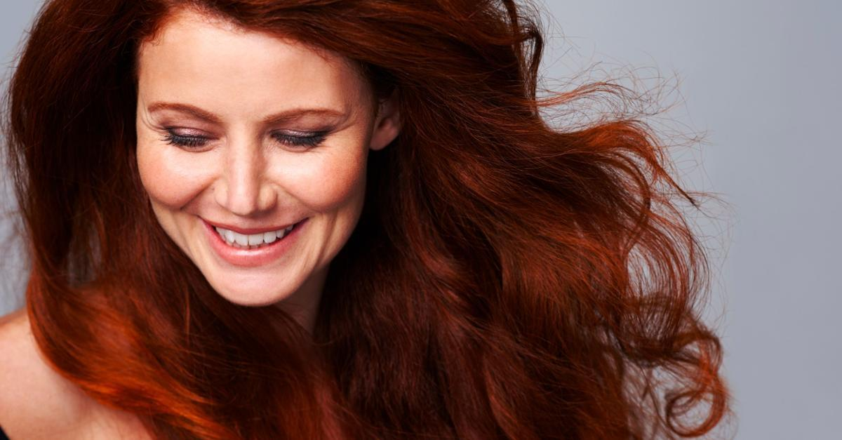 The hottest home hair color trend this year.