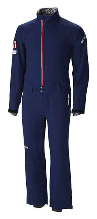 USA Aerials Uniform by Columbia Sportswear (Provided by Columbia Sportswear)