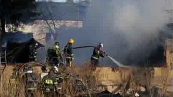 38 die in mental hospital fire outside Moscow