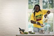 The grass-roots entrepreneur and creator of Reggae Reggae sauce on how a life-changing moment on telly turned him from skint to mint