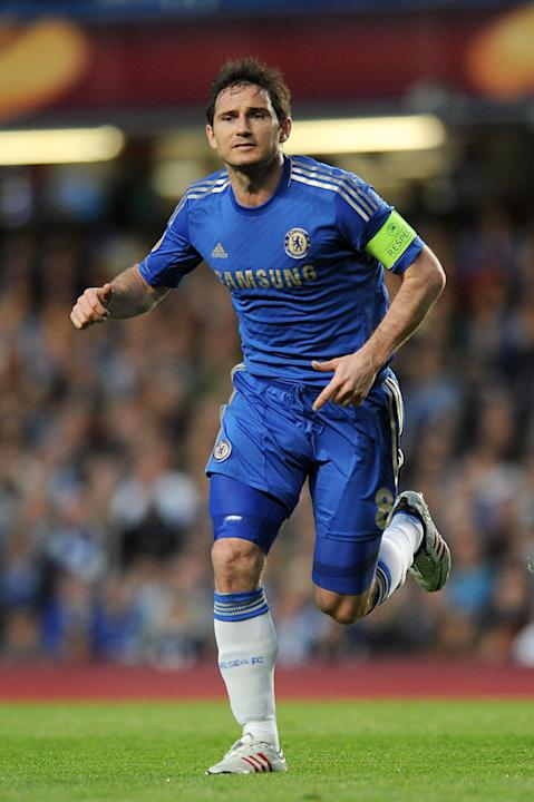 Soccer - Frank Lampard File Photo