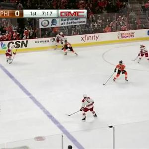 Carolina Hurricanes at Philadelphia Flyers - 11/23/2015