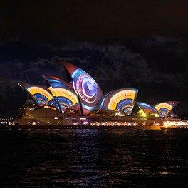 Vivid Sydney Transforms the Harbour City with Light, Music and Ideas