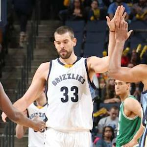 Gasol Matches His Career-High 32