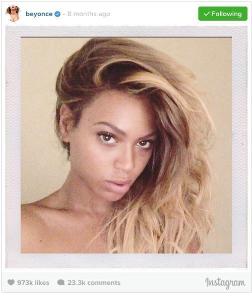 Beyoncé's Instagram Proves Why She's Queen B