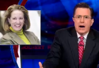 Colbert Was Sure Sister Won Because 'CNN Called It for Sanford'