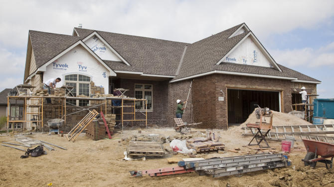 Kansas home sales, values forecast higher in 2013