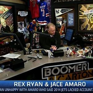 Boomer & Carton: Rex Ryan can't wait to beat the Jets
