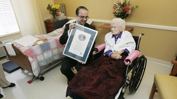The Oldest Person Alive Has Died, but the Oldest Now Is Still an American