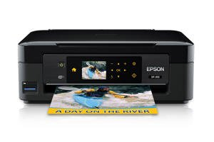 Epson multifunction all-in-one printer scanner copier