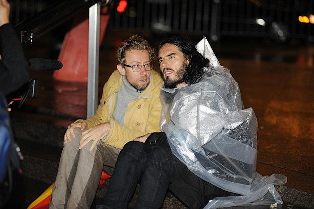 Russell Brand Occupy Wall Street