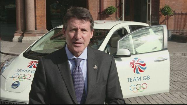 Lord Coe outlines BOA strategy [AMBIENT]