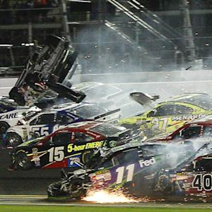 Gottlieb: NASCAR's scary crash
