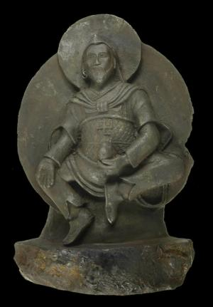 Buddha Statue: Possibly Fake, Still From Space