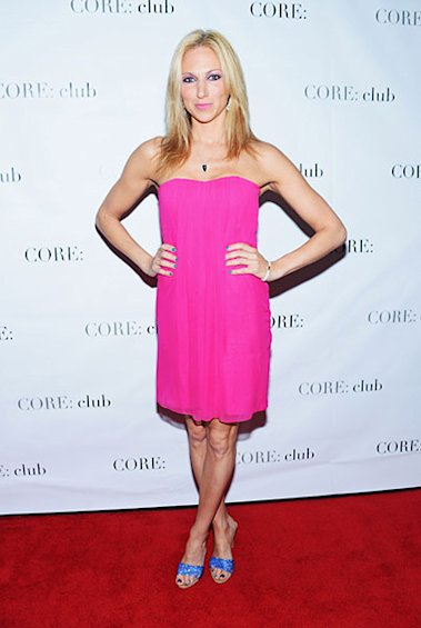 At a CORE: Club event in May, 2012