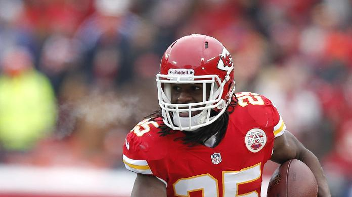 Chiefs, running back Jamaal Charles reach deal