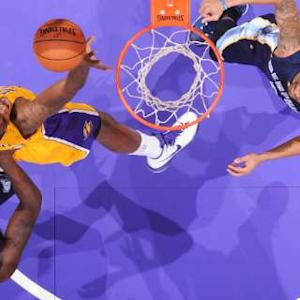 Block of The Night: Ed Davis