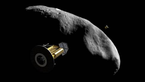 Asteroid-Mining Company Hires Former White House Official