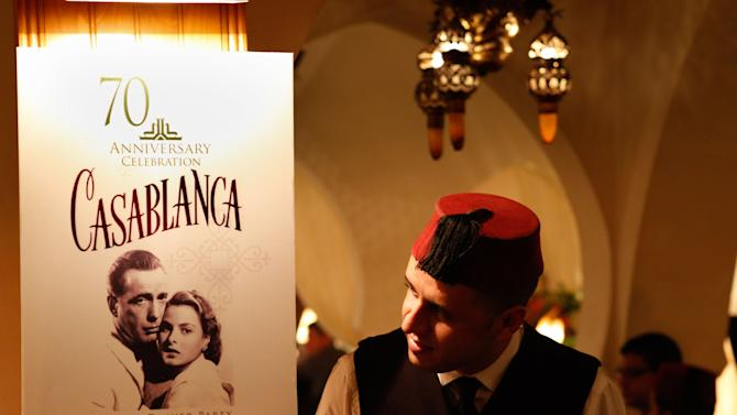 Casablanca: Looking  for the spirit of Rick's Cafe