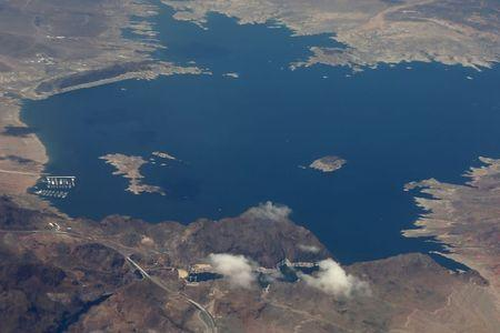 Nevada's Lake Mead on track to reach record low water level amid drought